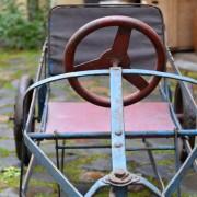 Dětské šlapací vozítko