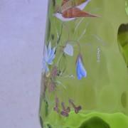 Skleněný džbán 2l malovaný emailem