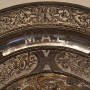 Velký dekorativní talíř BLANSKO