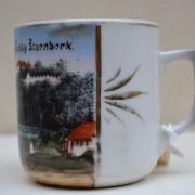 """Porcelánový hrneček """"Český Šternberk"""""""