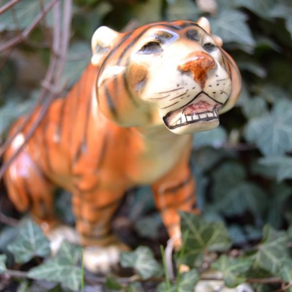 Keramický tygr zn. ROYAL DUX