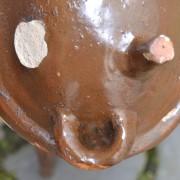 Forma z keramiky ve tvaru miminka
