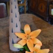 Váza zn. KERALIT