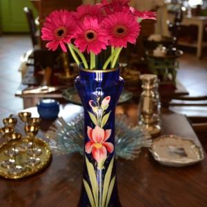 Vyšší štíhlá váza