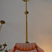 Mosazný lustřík