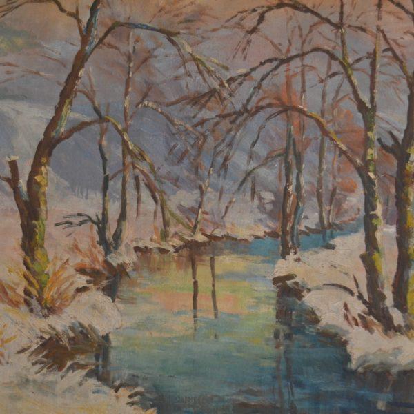 Obraz, K.Fišer