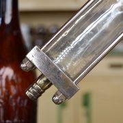 Starožitná pivní dekorace