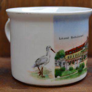Větší hrneček Lázně Bohdaneč.