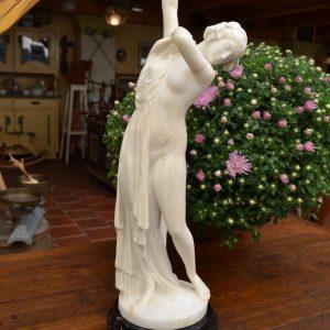 Ernst Seger - starožitná soška