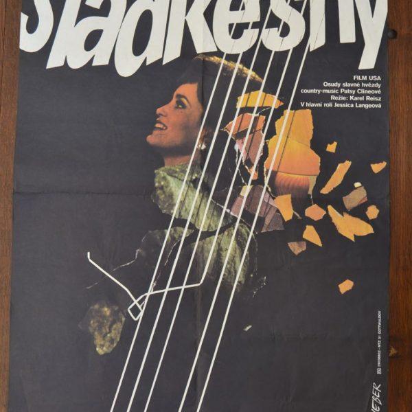 Starý plakát Sladké sny