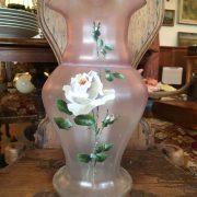 Ručně malovaný starožitný džbán