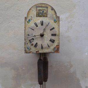 Starožitné selské hodiny