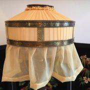 Starožitná stojací lampa