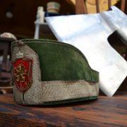 Slavnostní řeznická čepice