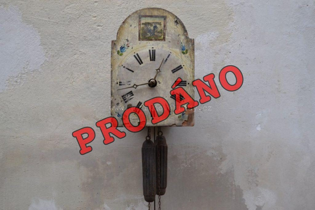 Starožitné hodiny