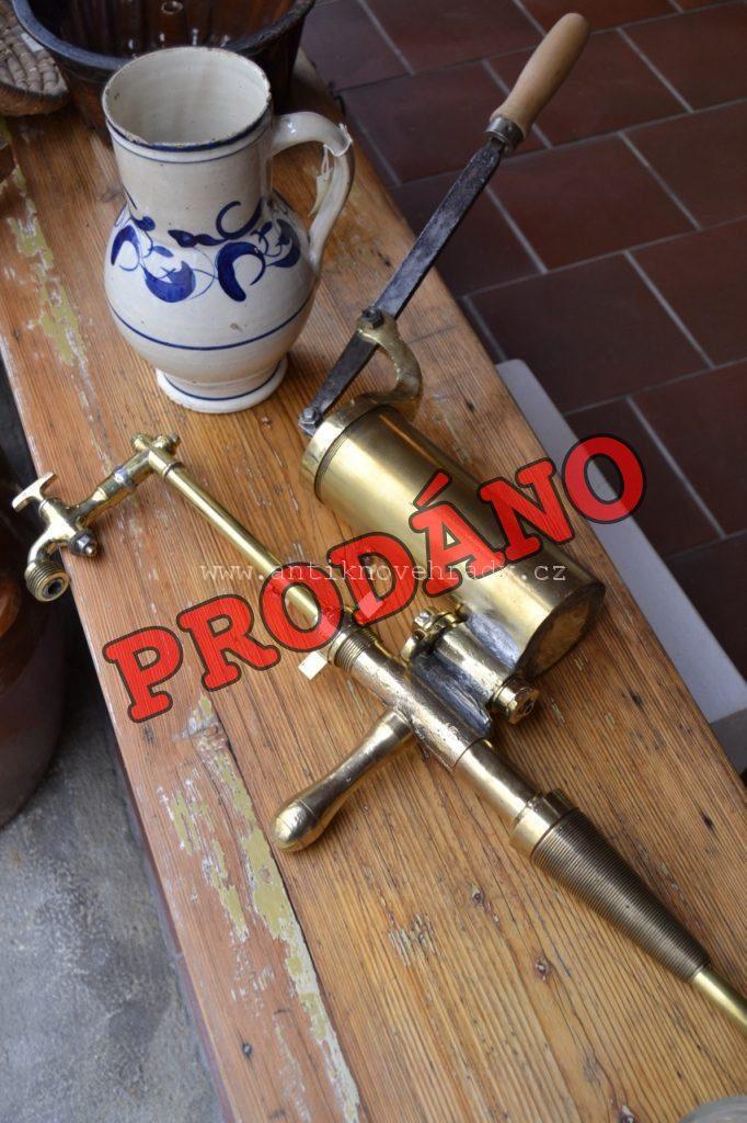 Pivní pumpa