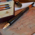 Starožitná dopisní souprava