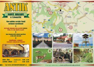 Tipy na výlet v okolí - Antik Nové Hrady