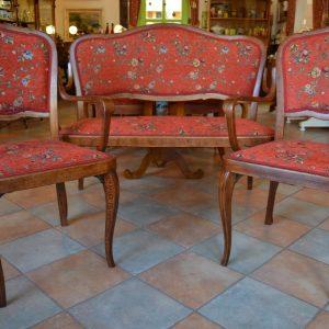 Starožitné sezení