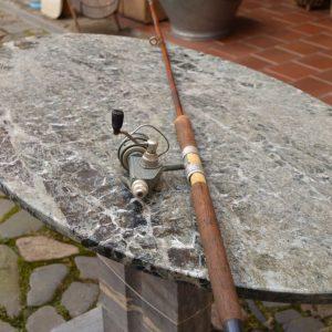 Starý rybářský prut TOKOZ