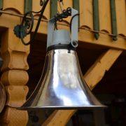Starožitné industriální světlo