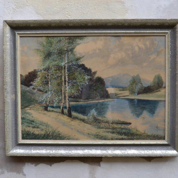 Starožitný obraz