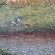 Starožitný obraz TH.RUDOLPH