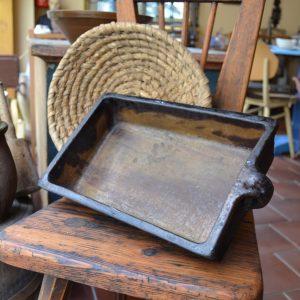 Starožitný pekáč z kameniny