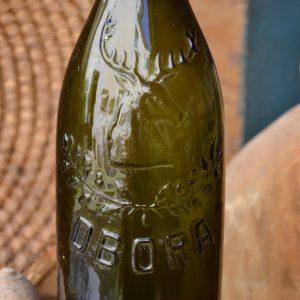 Stará pivní láhev OBORA