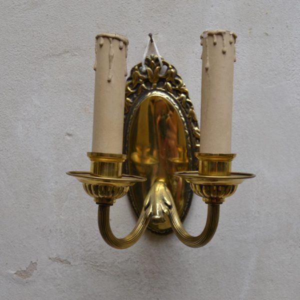 Starožitné světlo na svíčkové žárovky