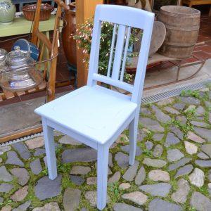 Starožitné pevná secesní židle