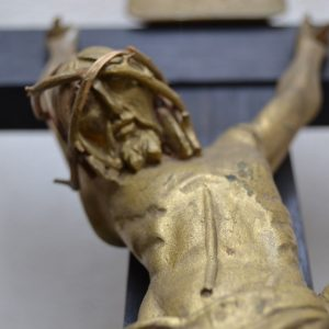 Secesní starožitný křížek