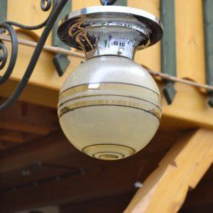 Starožitná stropní světla