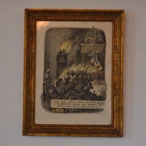Stará litografie V.Kubašta