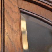 Starožitná vitrína