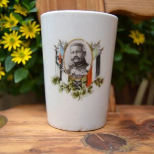 Starožitný pohárek Paul von Hindenburg