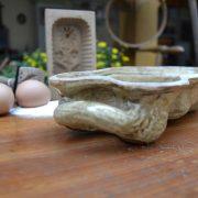 Keramická pečící forma ve tvaru kapra