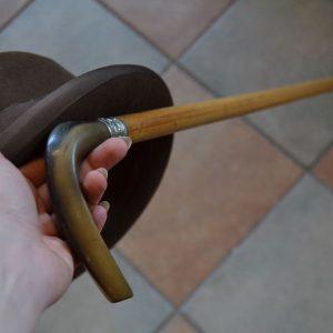 Starožitná švihácká vycházková hůlka