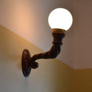 Starožitná světla pár
