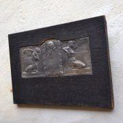 Starožitná pamětní deska - Svatopluk Čech, 1910