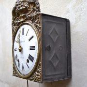 Pozdně barokní závěsné hodiny