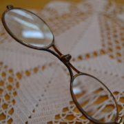 Starožitné brýle typu LORŇON
