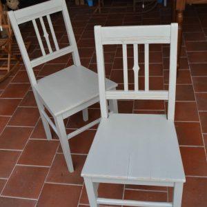 Starožitné jídelní židle
