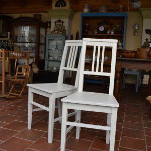 Starožitné secesní židle