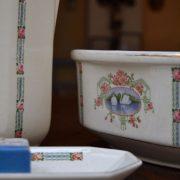 Starožitná mycí souprava