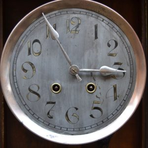 Starožitné secesní hodiny