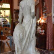 Starožitná soška bohyně Diany