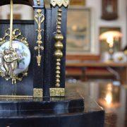 Starožitné empírové hodiny