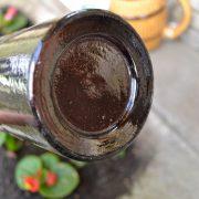 Sběratelská pivní láhev Benešov