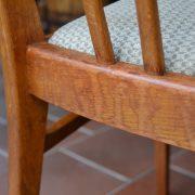 Jídelní starožitné židle